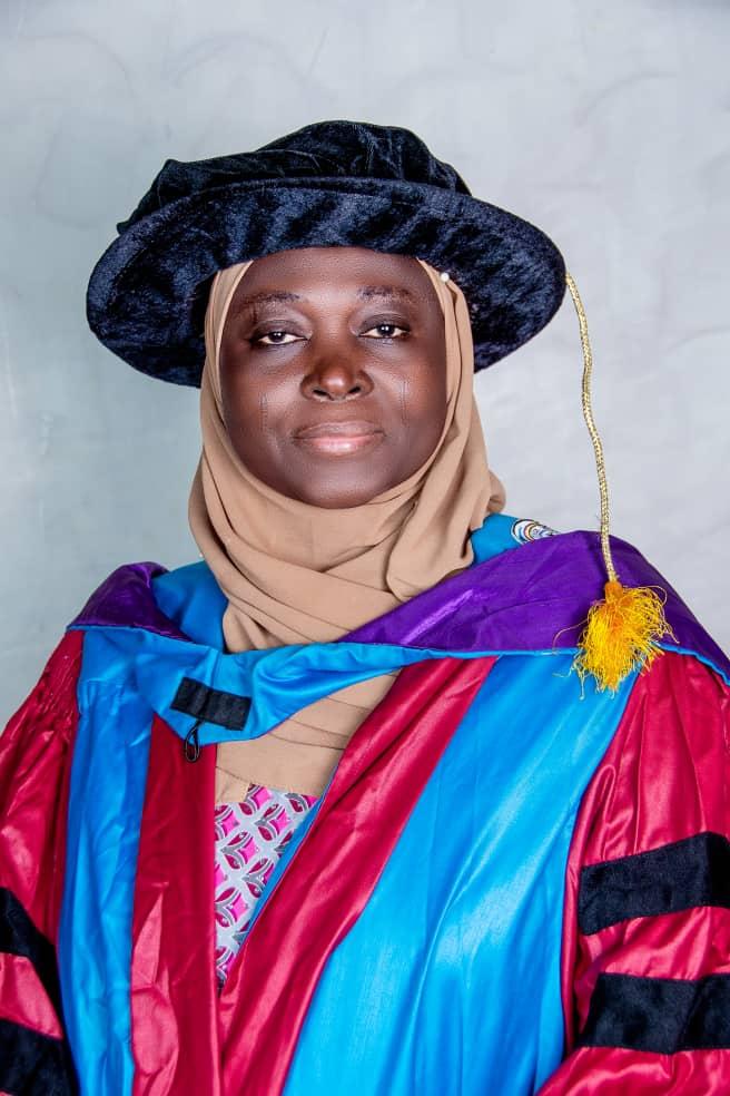 Dr Saratu U Ibrahim