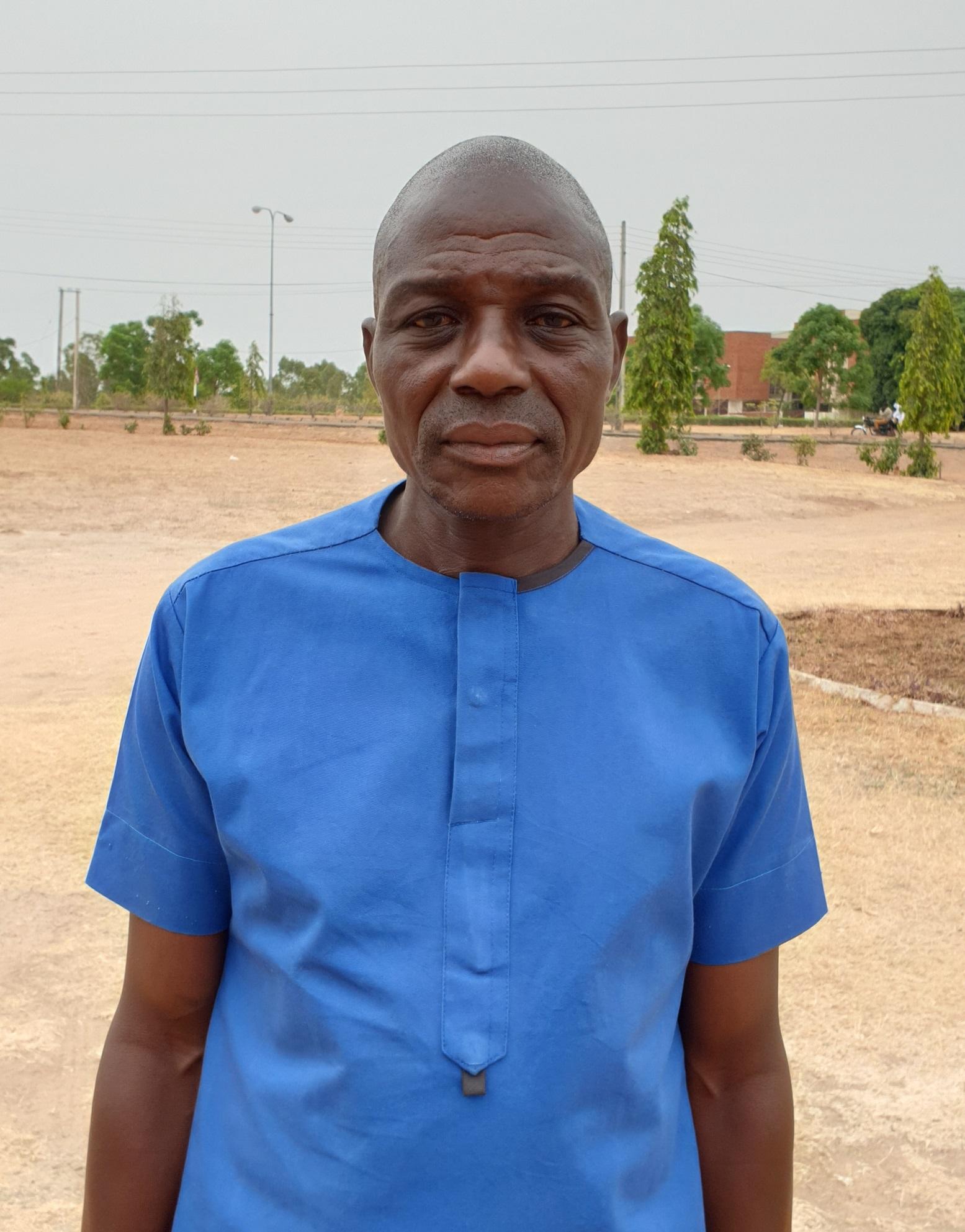 Mr Yamma Wakili
